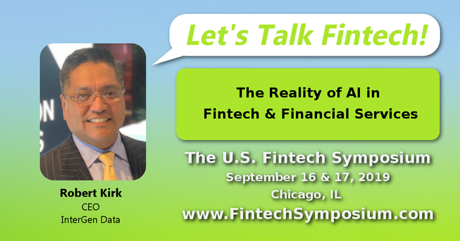 Robert Kirk - The US Fintech Symposium