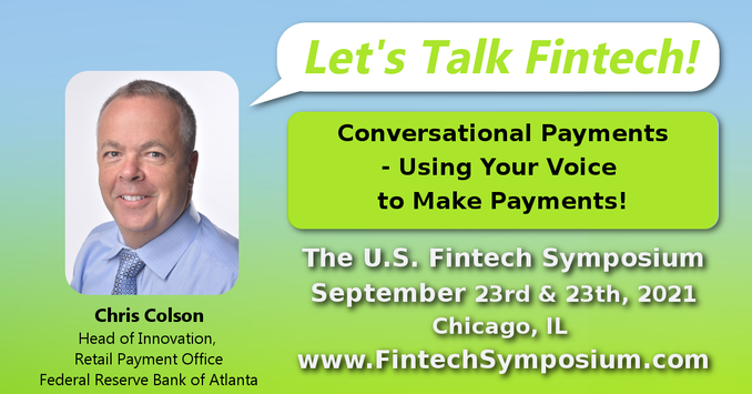 Chris Colson - The 2020 US Fintech Symposium