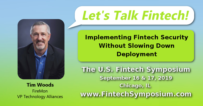 Tim Woods - The US Fintech Symposium