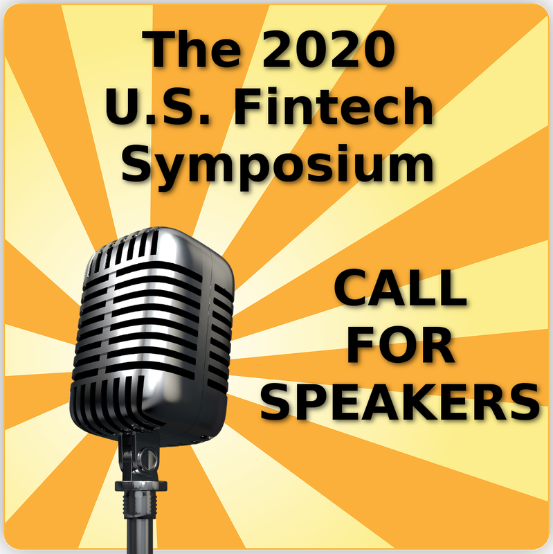 U.S. Fintech Symposium Call for Speakers
